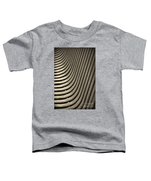 Upward Curve. Toddler T-Shirt by Clare Bambers