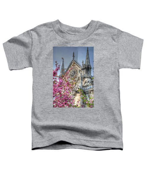 Vibrant Cathedral Toddler T-Shirt