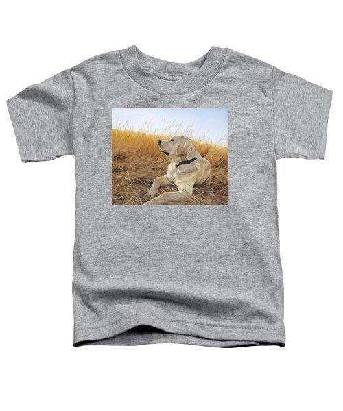 Waiting For The Birds Toddler T-Shirt