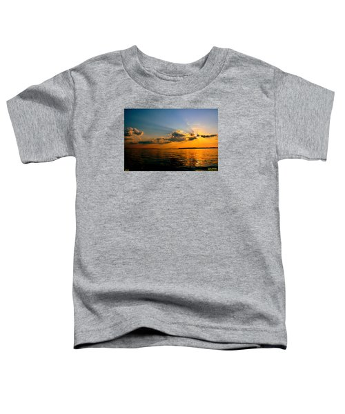 Perfect Ending To A Perfect Day Toddler T-Shirt