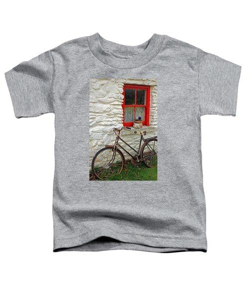 Red Window Toddler T-Shirt