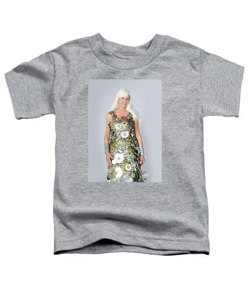 Sara In Clockwork Dragon Dress  Toddler T-Shirt