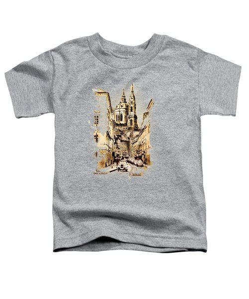 St. Nicholas Church In Prague Toddler T-Shirt