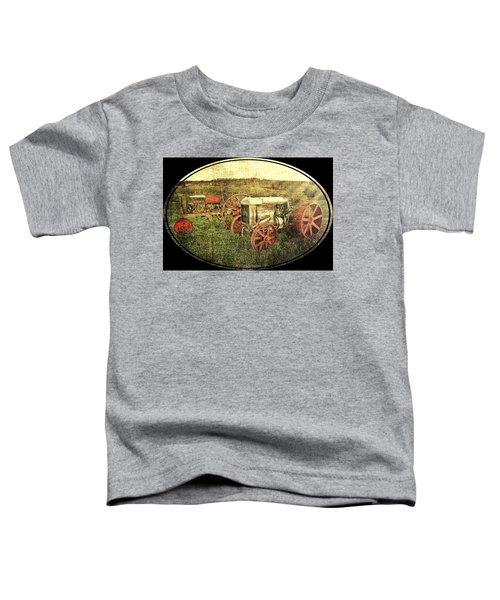 Vintage 1923 Fordson Tractors Toddler T-Shirt