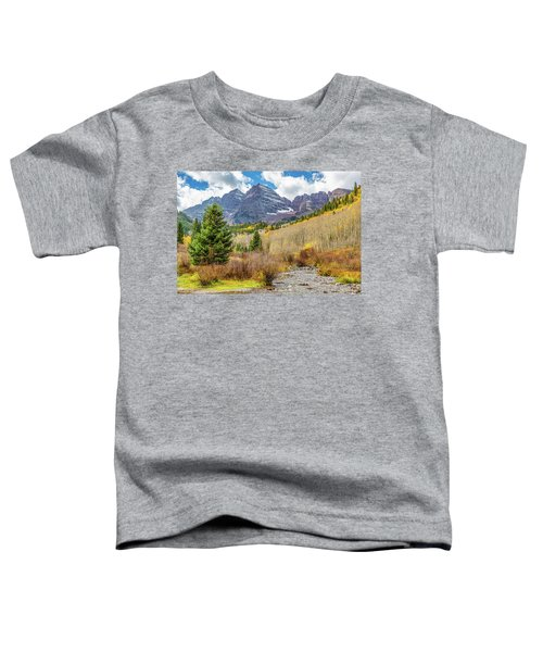 A Pleasure In The Pathless Woods Toddler T-Shirt