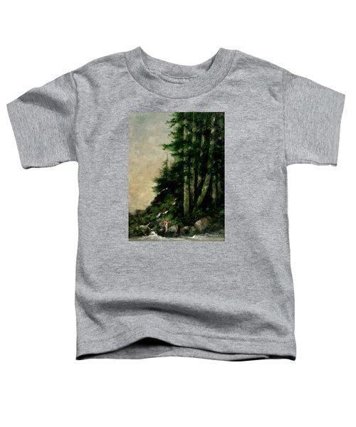 A Quiet Place Toddler T-Shirt