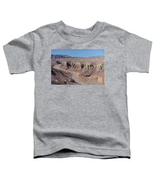 Toddler T-Shirt featuring the photograph Afton Canyon by Jim Thompson