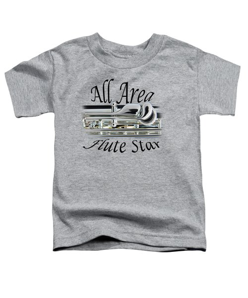 All Area Flute Star  Toddler T-Shirt