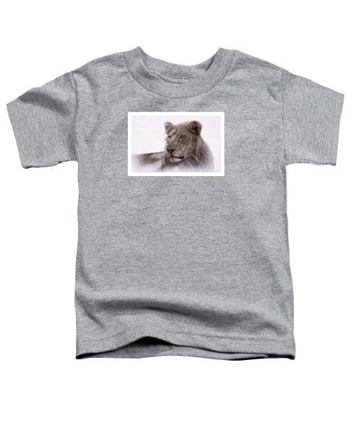 All Grown Up Toddler T-Shirt