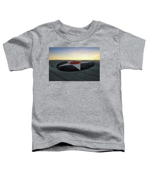 American Morning Toddler T-Shirt
