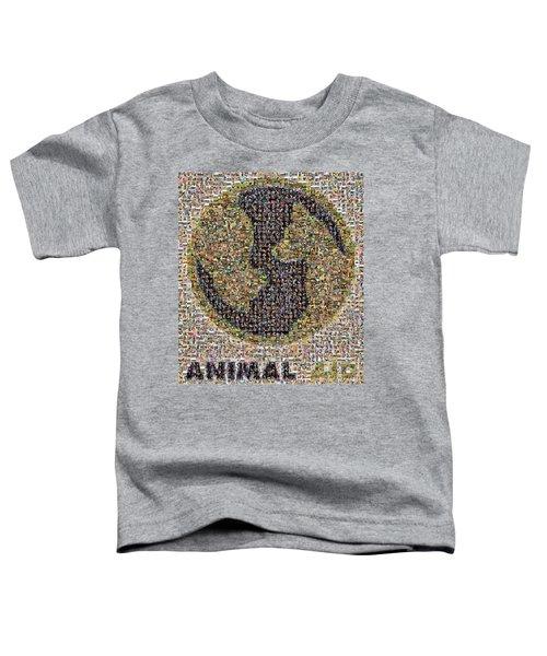 Animal Aid 2017  Toddler T-Shirt
