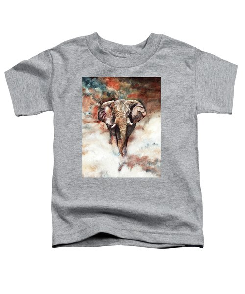 Approaching Menace Toddler T-Shirt