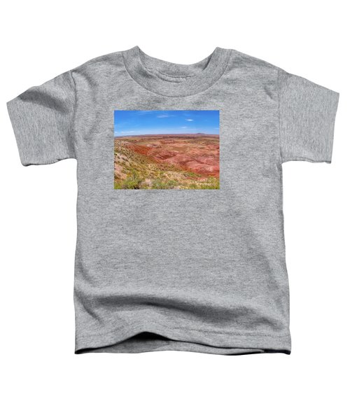 Badlands South Dakota Toddler T-Shirt
