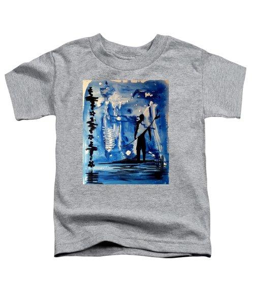Badsurfer  Toddler T-Shirt