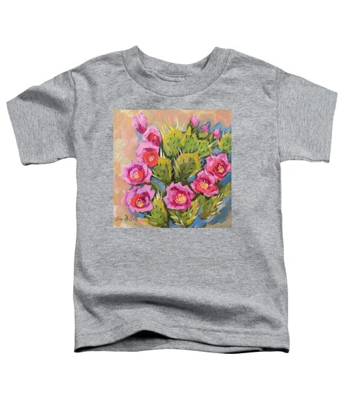 Beavertail Cactus Toddler T-Shirt