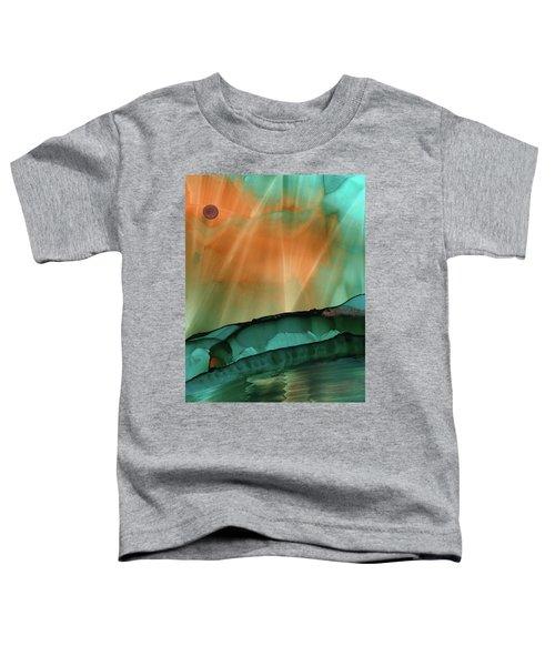 Beyond The City Lights Toddler T-Shirt