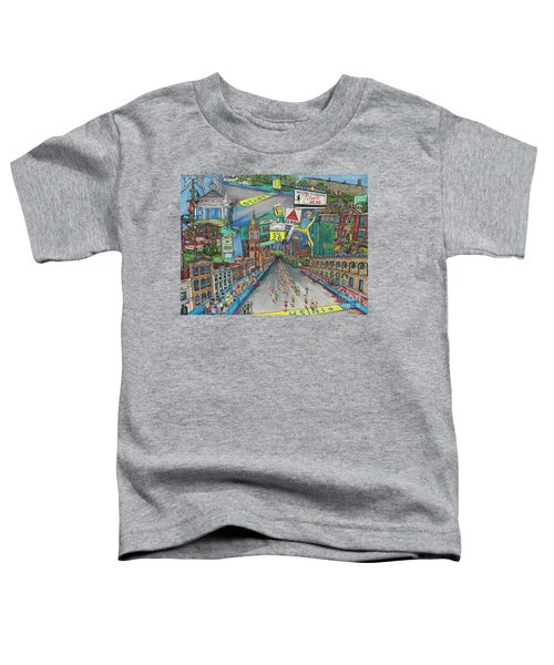 Boston Strong Toddler T-Shirt