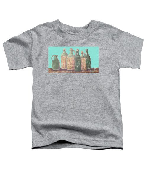 Bottles Toddler T-Shirt