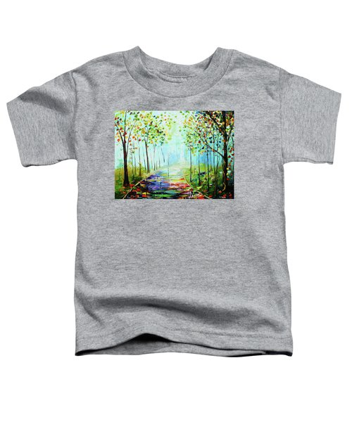 Bright Path Toddler T-Shirt