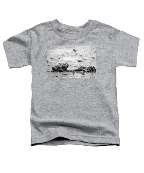 Bull Frog Toddler T-Shirt