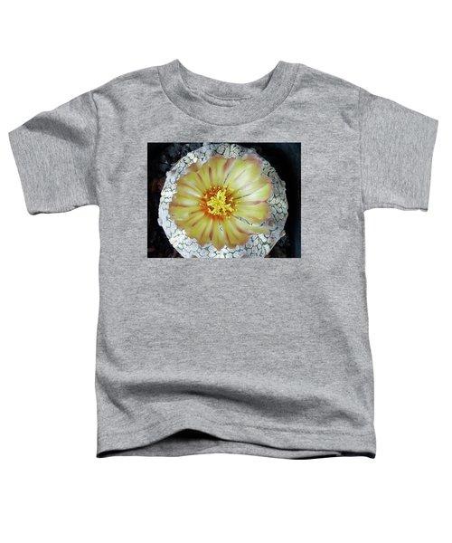 Cactus Flower 2 Toddler T-Shirt