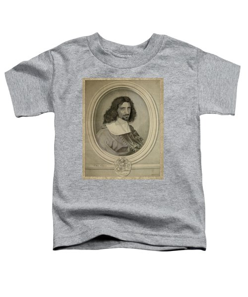 Celebrity Etchings - Clive Owen Toddler T-Shirt