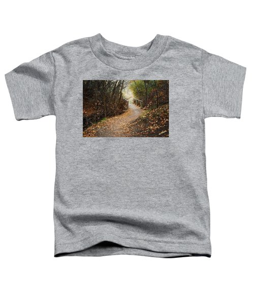 City Creek Bridge Toddler T-Shirt
