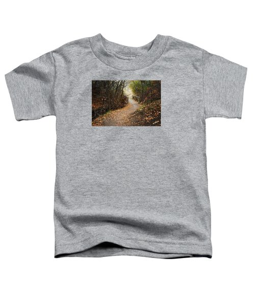 City Creek Bridge Toddler T-Shirt