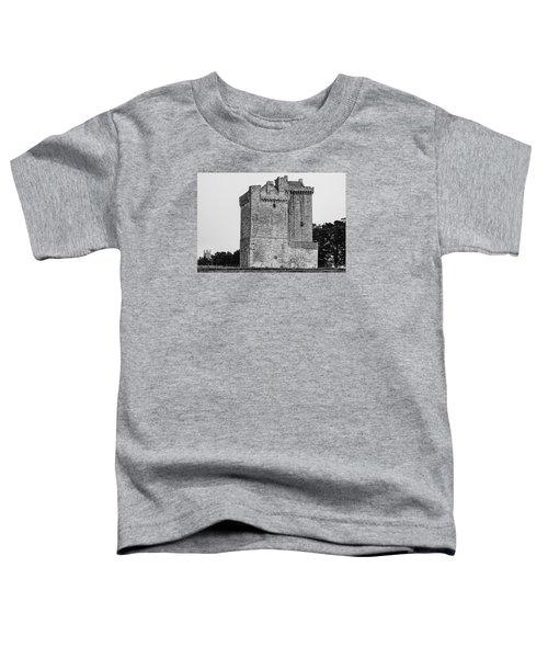 Clackmannan Tower Toddler T-Shirt