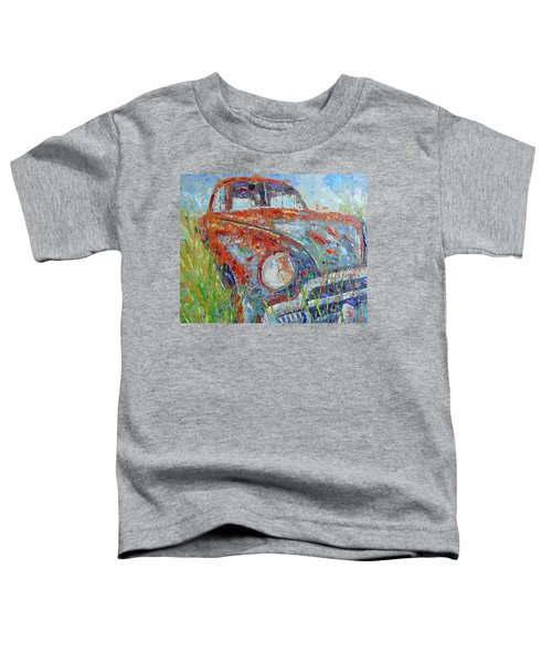 Classic Car Toddler T-Shirt