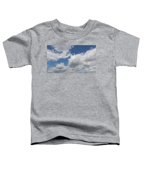 Clouds 16 Toddler T-Shirt by Rod Ismay