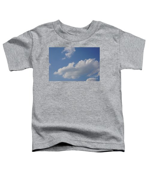 Clouds 15 Toddler T-Shirt by Rod Ismay