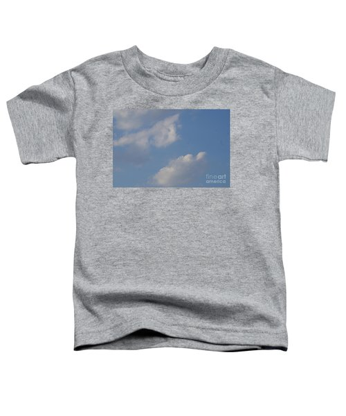 Clouds 13 Toddler T-Shirt by Rod Ismay