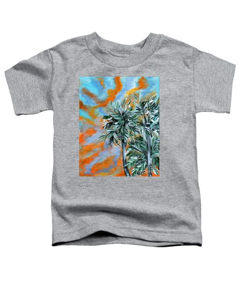 Collection. Art For Health And Life. Painting 2 Toddler T-Shirt