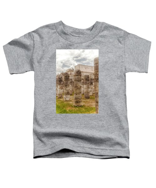 Colomnade Of Warriors Toddler T-Shirt