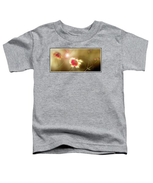 Coreopsis Flowers And Buds Toddler T-Shirt