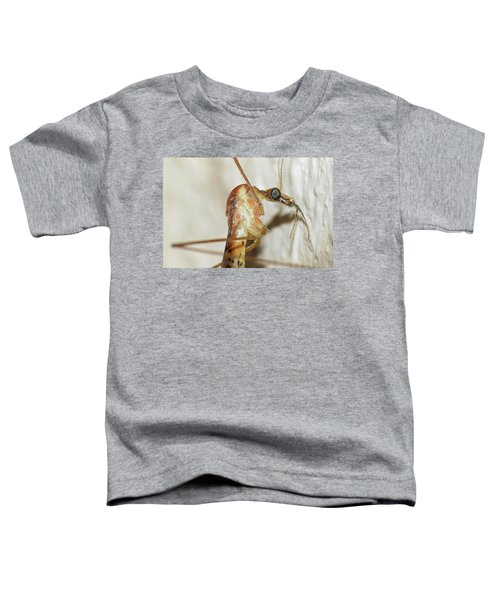 Crane Fly Toddler T-Shirt