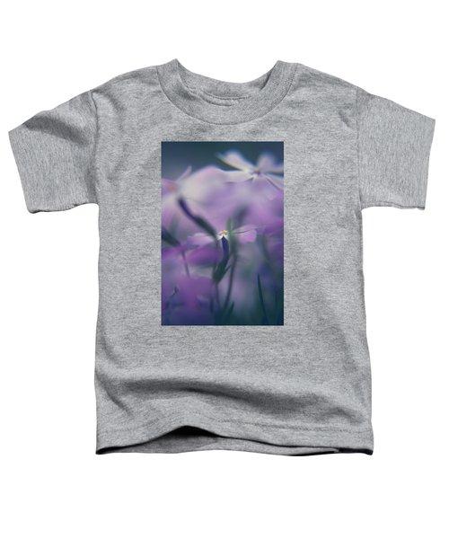 Creeping Phlox Toddler T-Shirt