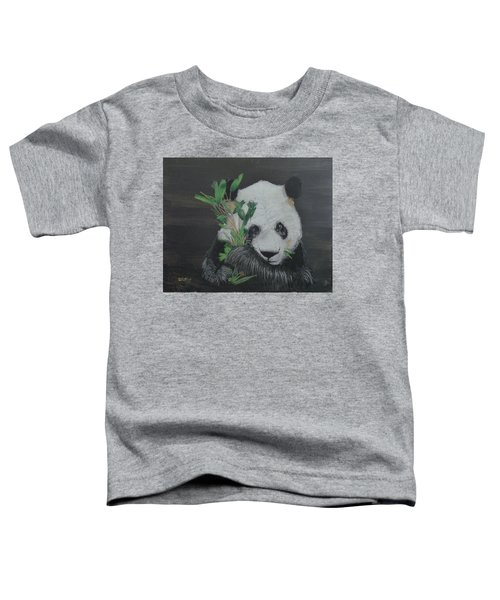Don't U Touch Toddler T-Shirt