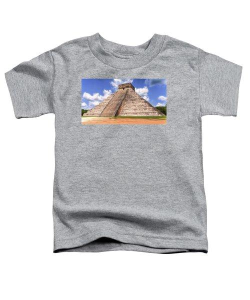 El Castillo Toddler T-Shirt