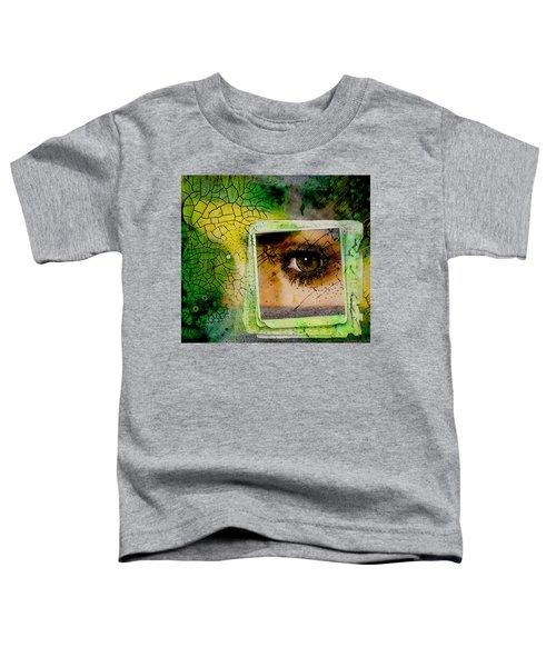 Eye, Me, Mine Toddler T-Shirt