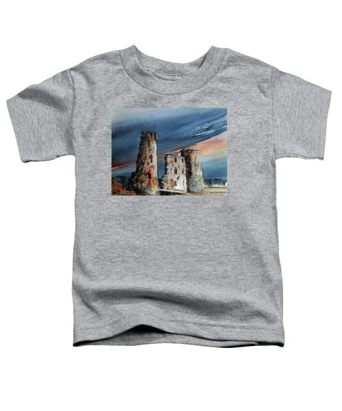 Ferns Castle, Wexford Toddler T-Shirt