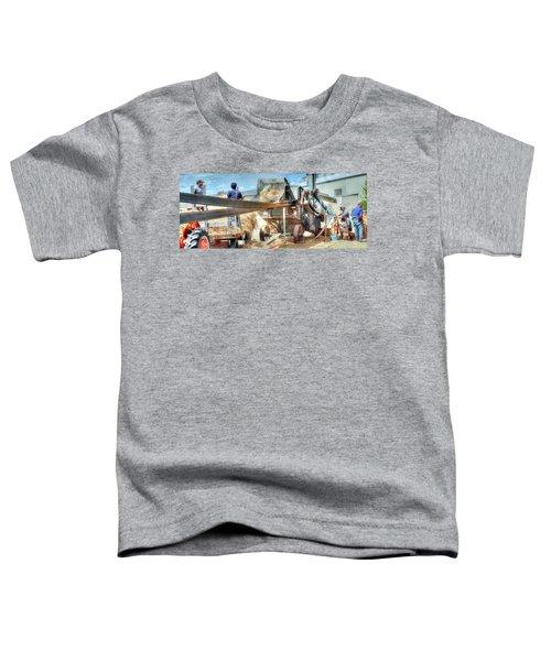 Filling The Sack 3485 Toddler T-Shirt