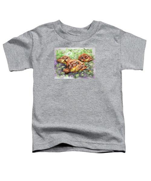 Fish Bowl Toddler T-Shirt