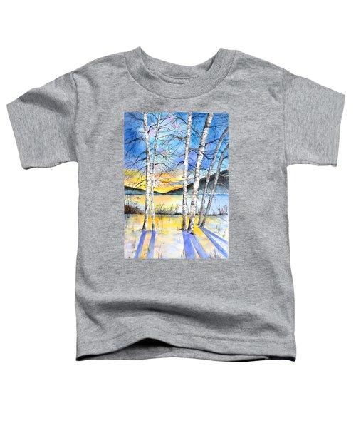 For Love Of Winter #5 Toddler T-Shirt