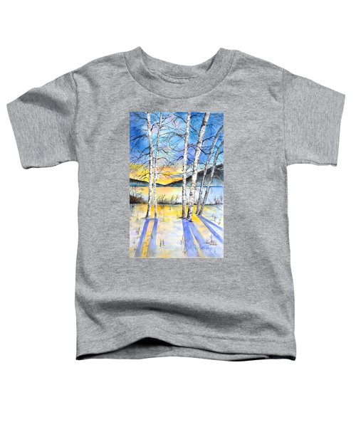 For Love Of Winter #5 Toddler T-Shirt