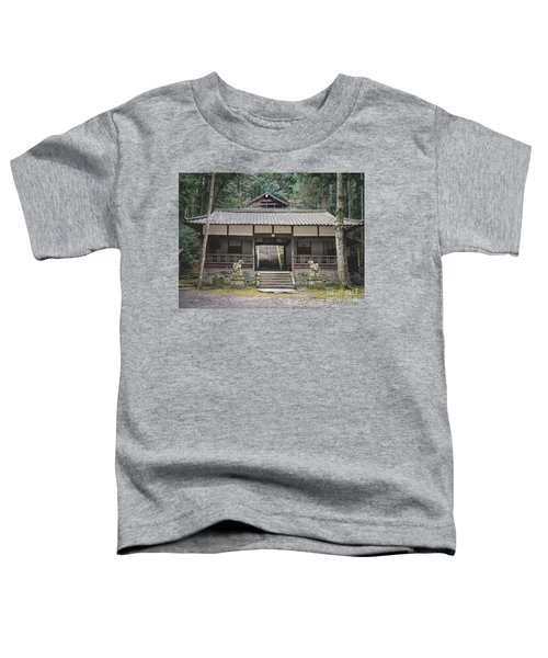 Forrest Shrine, Japan Toddler T-Shirt
