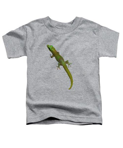 Gecko  Toddler T-Shirt