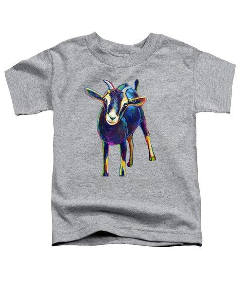 Gertie, The Goat Toddler T-Shirt