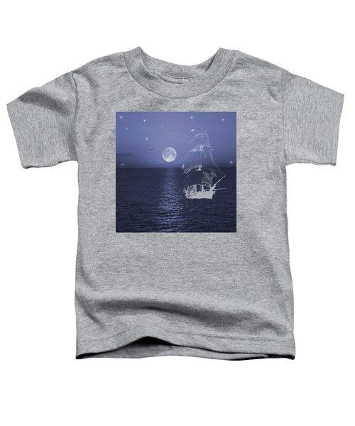 Ghost Ship Toddler T-Shirt